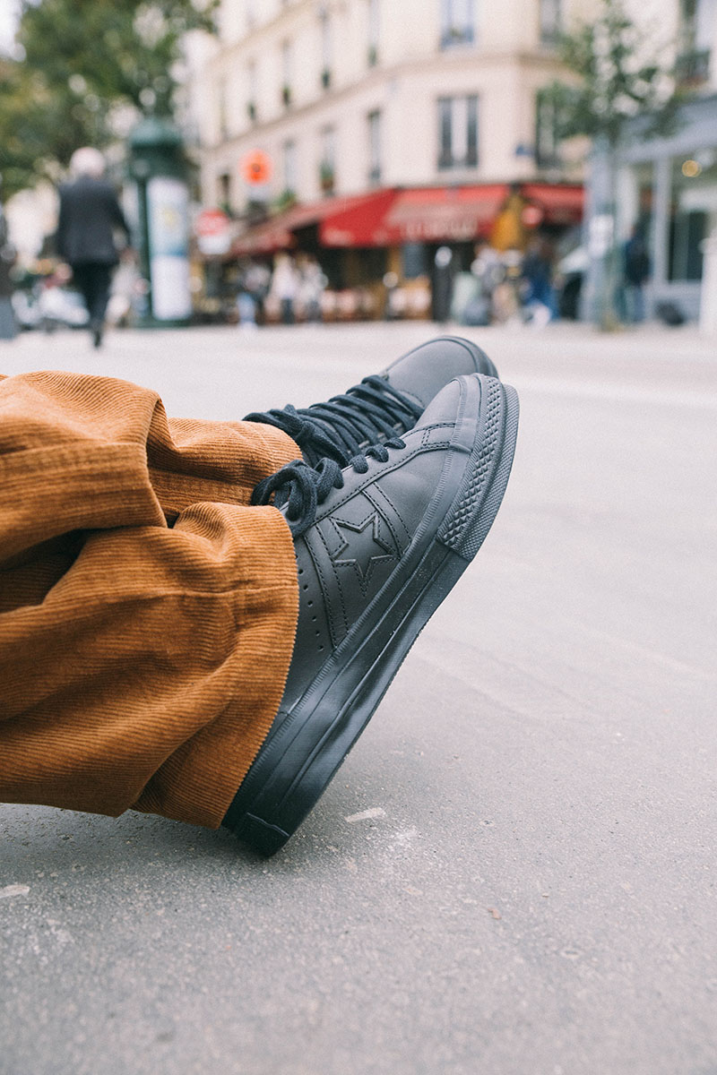 huge discount d9ef9 b4943 Engineered Garments and Converse are teaming up for this cool collaboration  on the One Star silhouette. Using a premium leather on the 4 color way  (Navy, ...