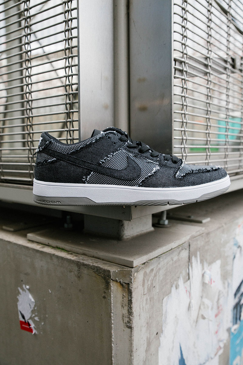reputable site 1337d 538b3 Nike and Medicom Toy teamed up again for this dope SB Dunk Low Elite QS  Bearbrick. The pair is coming up with a special apparel line, a cap (30e),  ...