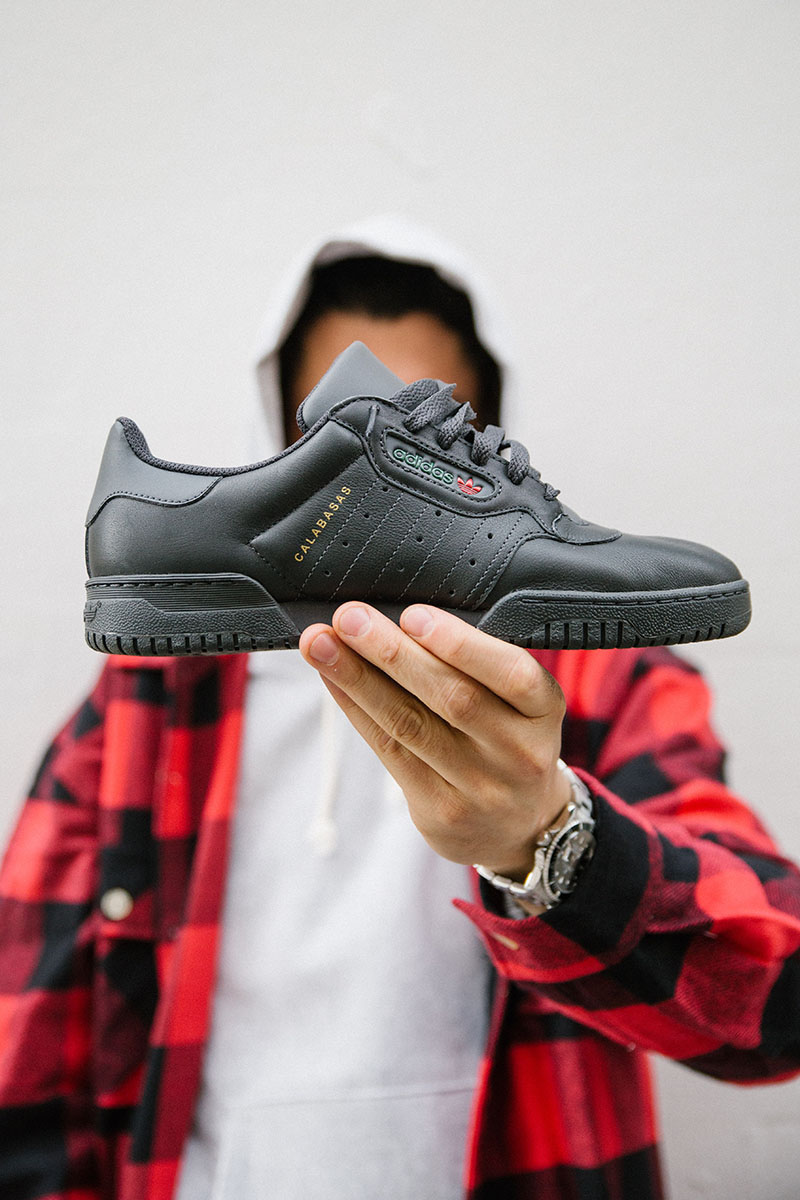 premium selection 8cc4e 3da52 New heat alert. The Adidas YEEZY POWERPHASE CORE BLACK (120e) will drop in  store 1703 at 12.AM (MIDI), You will only be able to purchase your own  size.